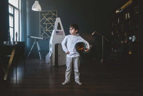Libri per bambini per piccoli astronauti