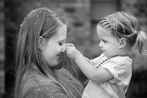 Sorella maggiore e minore