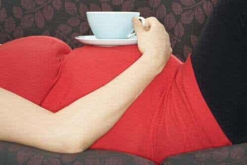 Vantaggi e svantaggi del tè verde in gravidanza