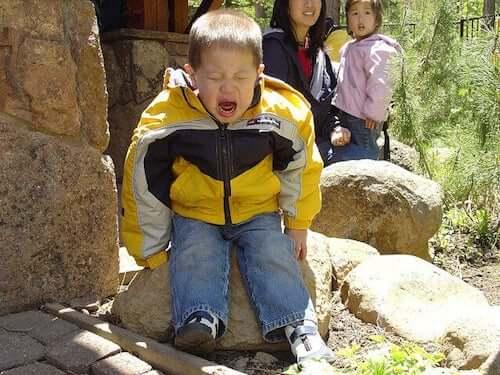 I capricci dei bambini hanno un lato positivo