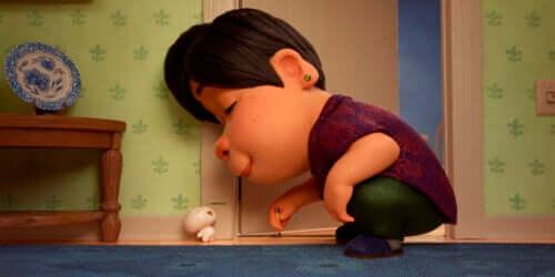 Bao, scena del cortometraggio