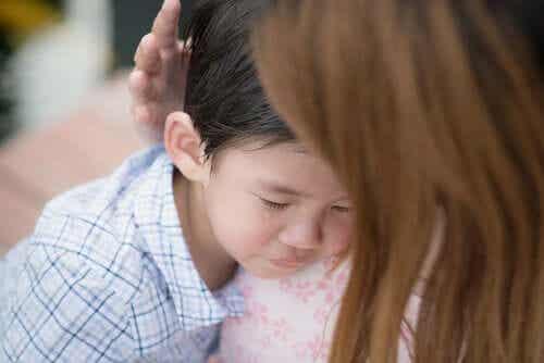 L'amore di una madre a volte è la cura