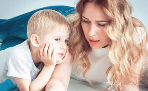 per spiegare il coronavirus ai bambini è importante farlo attraverso una conversazione tranquilla e rilassata