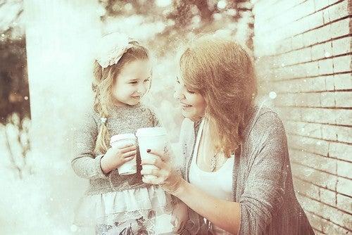 Come fare in modo che vostra figlia si fidi di voi
