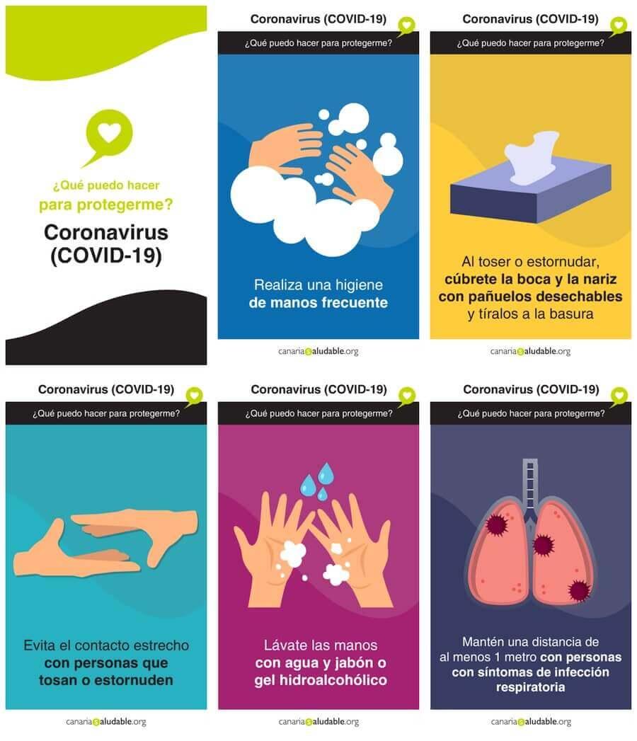 seguire buone abitudini igieniche è la prima misura preventiva da adottare contro il coronavirus
