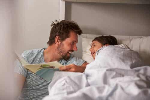 Insegnare ai bambini a dormire da soli con 5 storie