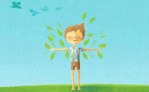 La respirazione profonda per i bambini: 5 meravigliosi benefici