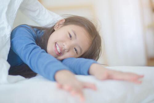 Trucchi per fare svegliare vostro figlio di buonumore