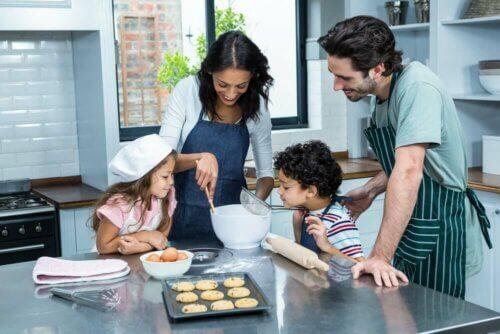4 attività da svolgere a casa con la famiglia