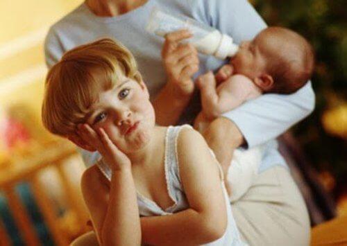 Famiglia con bebè