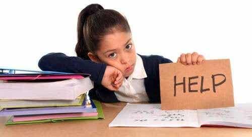 Perché non bisogna fare i compiti ai figli
