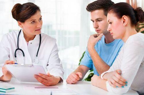 Andare dalla ginecologa