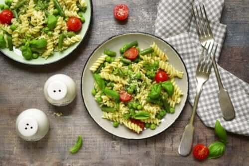 i piatti di pasta sono spesso molto apprezzati dai più piccoli
