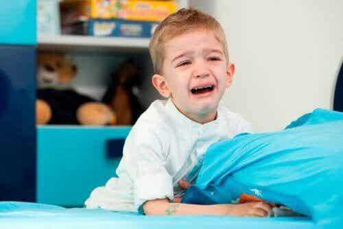 Come gestire le emozioni negative dei bambini