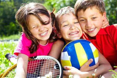 6 attività fisiche per bambini dai 2 ai 5 anni