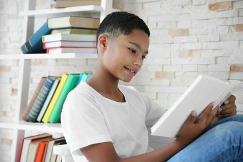 Incoraggiare i bambini a leggere