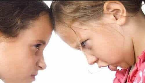 Come gestire i conflitti senza punire i figli