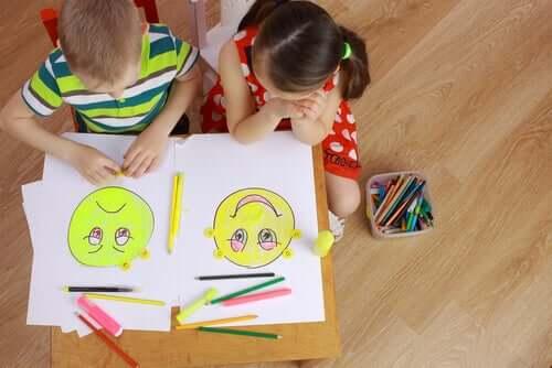 Educazione emotiva nei bambini