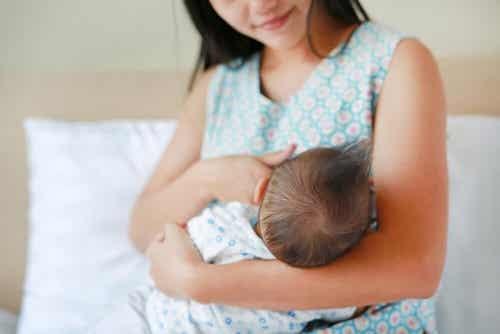 I grassi del latte materno: 3 dati da conoscere