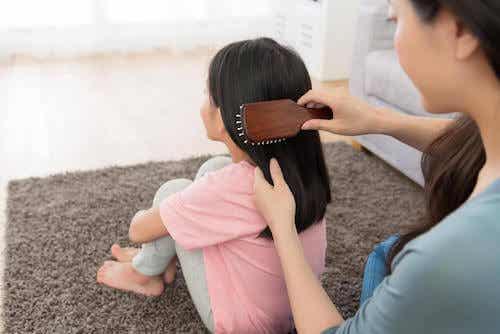 5 semplici acconciature per bambine