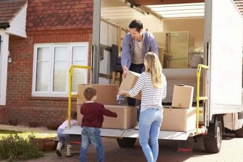 una nuova vita in una famiglia ricostituita spesso richiede molto impegno