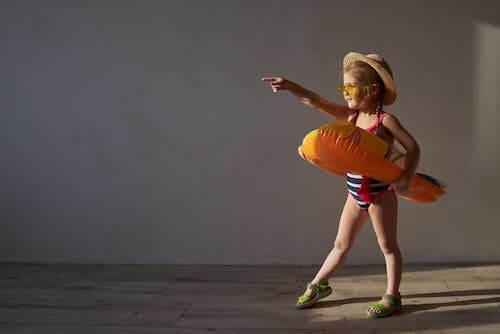 Immaginazione a casa: 5 scenari per intrattenere i più piccoli