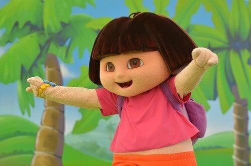 Dora l'esploratrice: perché piace così tanto ai bambini?
