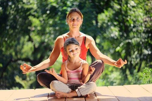 Attività di mindfulness e meditazione per tutta la famiglia