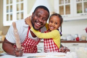 Cucinare con i bambini: un'attività utile per il loro sviluppo