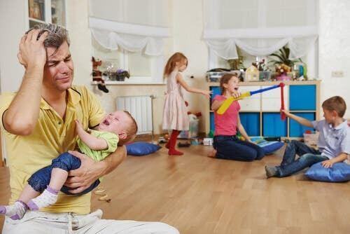Partner che non sono pronti per essere genitori