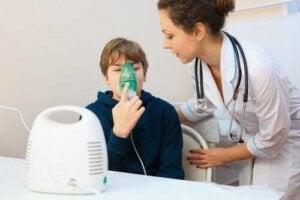 La bronchite trattata in anticipo può essere curata più facilmente.
