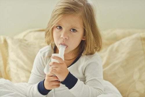 Bronchite nei bambini: come possiamo aiutarli?