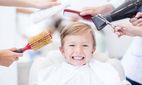I migliori tagli di capelli per bambini