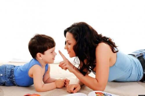 L'importanza del No nell'educazione dei bambini