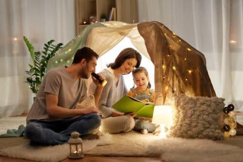 Rafforzare i vincoli familiari con la lettura