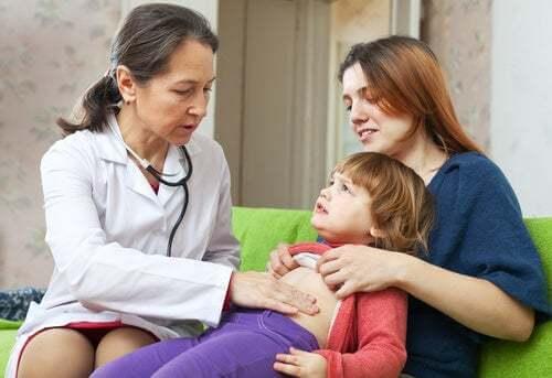 Visita medica a domicilio.
