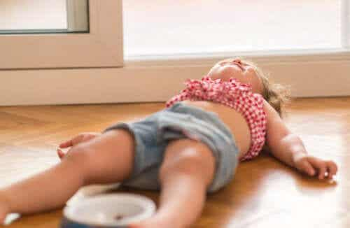 Bambini arrabbiati: 6 utili frasi per calmarli