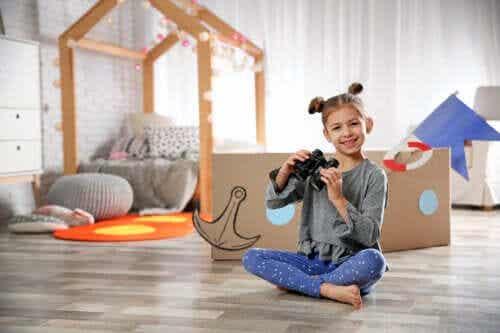 Camera dei bambini: come creare uno spazio multitasking