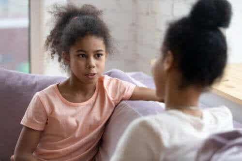 Come parlare ad un figlio adolescente
