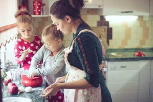 Essere una mamma divertente: 12 idee