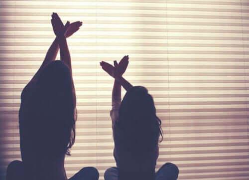 Come creare un bellissimo teatro delle ombre in casa vostra