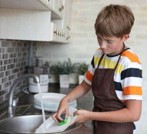 Come stabilire delle scadenze per le faccende dei figli