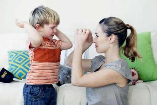 5 tecniche per modificare il comportamento dei bambini