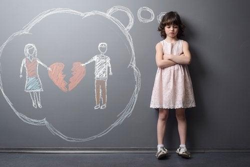 Disgregazione familiare: modalità ed effetti sui bambini