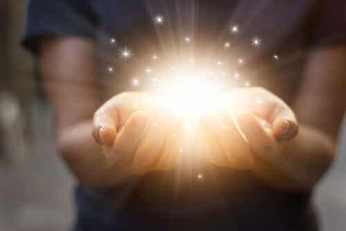 Il miracolo della vita tra le mani.