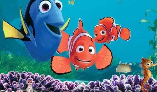 Alla ricerca di Dory, uno dei sequel di Disney Pixar.