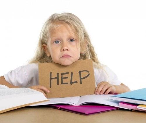 Come motivare i bambini con difficoltà di apprendimento