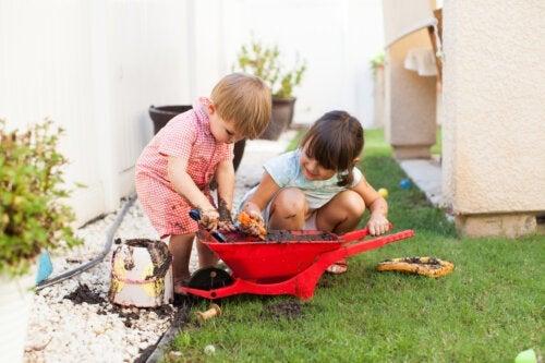 Sporcarsi aiuta i bambini a crescere: ecco in che modo