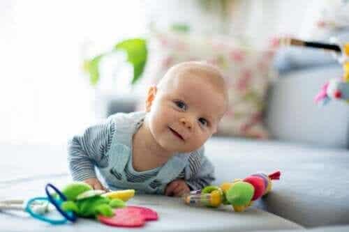 L'importanza della stimolazione precoce nei bambini prematuri