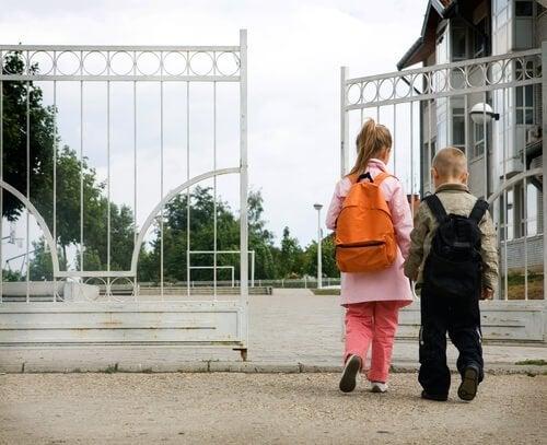 8 errori dei genitori nei primi giorni di scuola